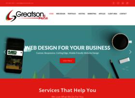 greatsonmedia.com