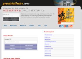 greatstatistics.com