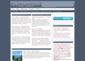 greatvacationspots.net