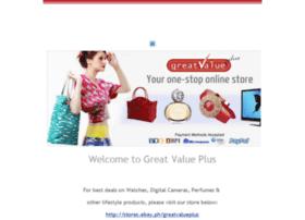 greatvalueplus.net