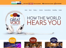 greatvoice.com