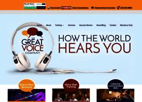 greatvoiceco.com
