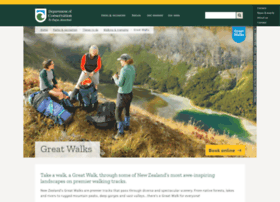 greatwalks.co.nz