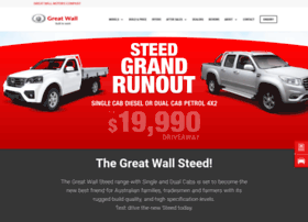 greatwallmotors.com.au