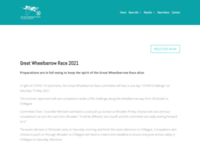 greatwheelbarrowrace.com