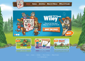 greatwolfkids.com