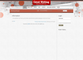 greatwriting.co.uk