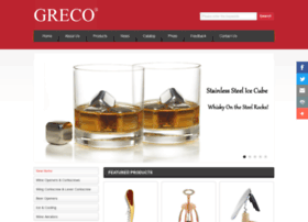grecocorp.com