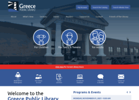 greecelibrary.org