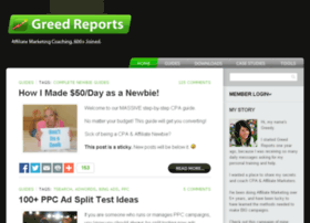 greedreports.com