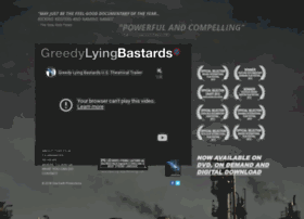 greedylyingbastards.com