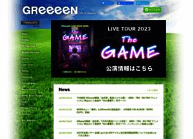 greeeen.co.jp