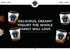 greekgodsyogurt.com