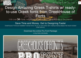 greekhouseoffonts.com