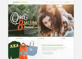 greeklicensing.com