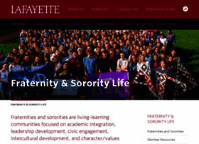 greeklife.lafayette.edu