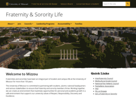 greeklife.missouri.edu