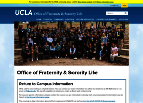 greeklife.ucla.edu