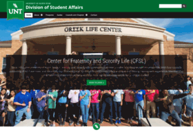 greeklife.unt.edu