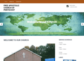 greekpentecostalchurch.org