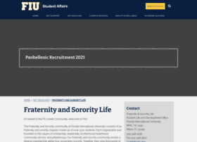 greeks.fiu.edu