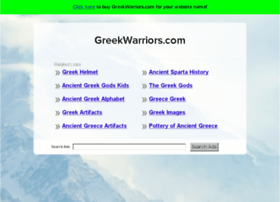 greekwarriors.com
