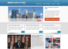 Green Card Lottery 2015