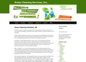 green-cleaning-services.com