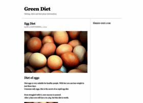 green-diet.com