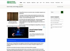 Green-energy-efficient-homes.com