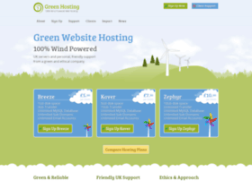 green-hosting.co.uk