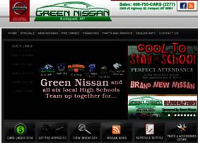 green-nissan.calls.net