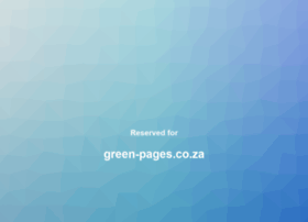 green-pages.co.za