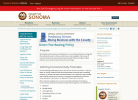 green-purchasing.sonoma-county.org