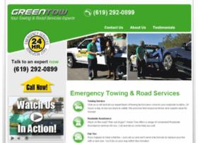 green-tow.com