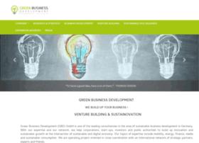 green-venture.net