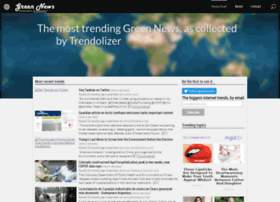 green.trendolizer.com