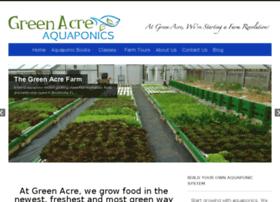 greenacreaquaponics.com