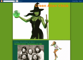 greenalienchick.blogspot.com