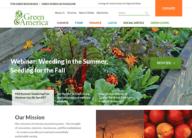 greenamericatoday.org