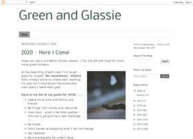 greenandglassie.com