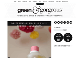 greenandgorgeous.net