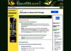 greenandhealthy.info