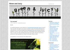 greenandjuicy.wordpress.com