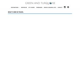 greenandturquoise.com