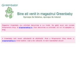 greenbaby.ro