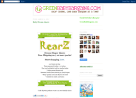 greenbabybargains.blogspot.com