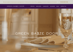 greenbaizedoor.com