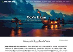 greenbanglatours.com