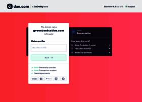 greenbankcabins.com